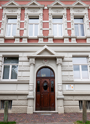 building of the sollicitor's office Rudolph